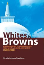 9789556717259: Whites to Browns
