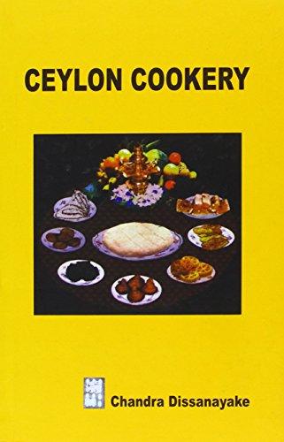 Ceylan Cookery: Chandra Dissanayake