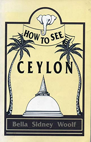 How to See Ceylon: n/a