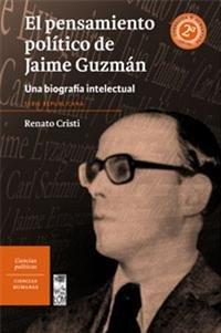 9789560002754: El pensamiento politico de Jaime Guzman