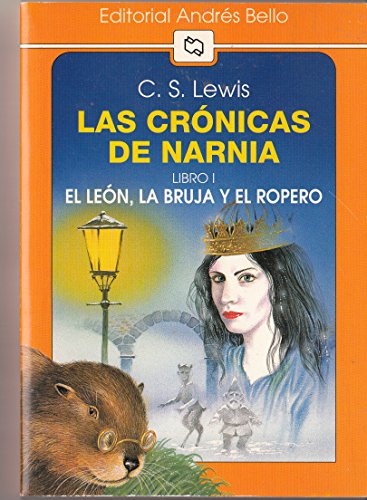 Cronicas de Narnia I (Spanish Edition) (9789561301160) by C. S. Lewis