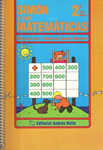 9789561307964: Simon y Las Matematicas 2 - Con Cuaderno Ejercicios (Spanish Edition)