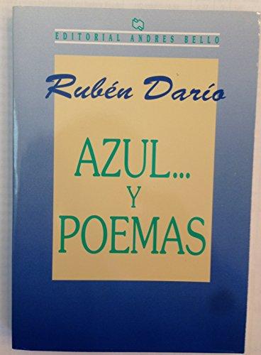 9789561308015: Azul ... y Poemas (Spanish Edition)