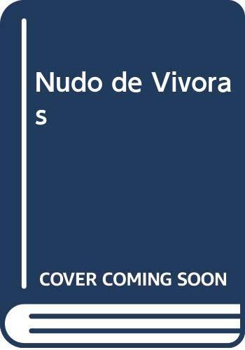 9789561312241: Nudo de Vivoras