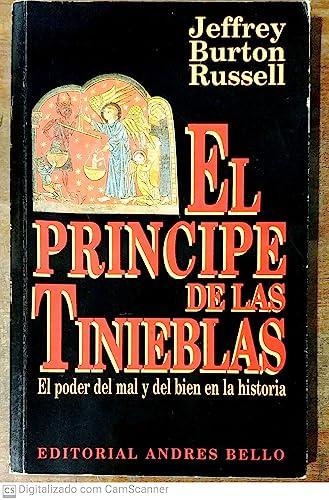 9789561312401: Principe de las tinieblas, el