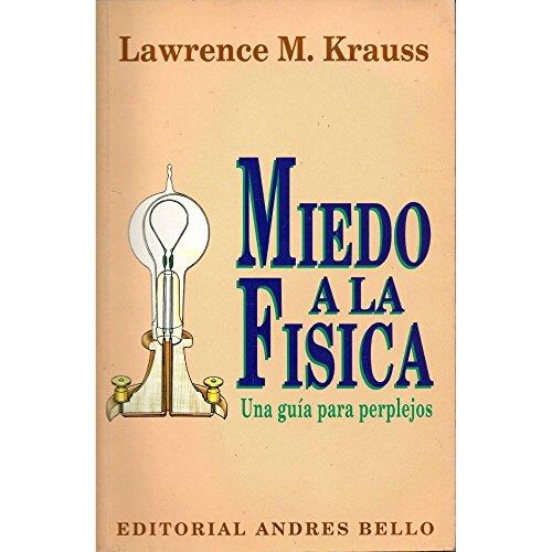 9789561313347: Miedo a la Fisica (Spanish Edition)