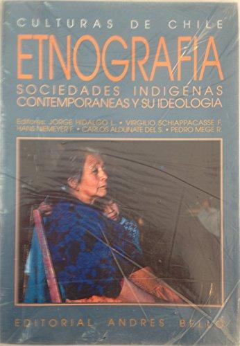 9789561314375: Etnografias (Spanish Edition)