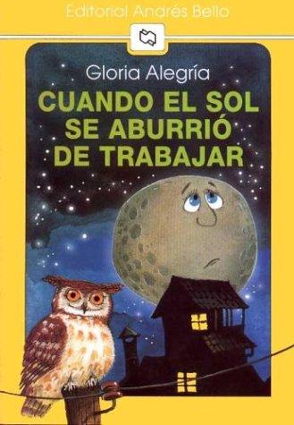 9789561317345: Cuando El Sol Se Aburrio De Trabajar