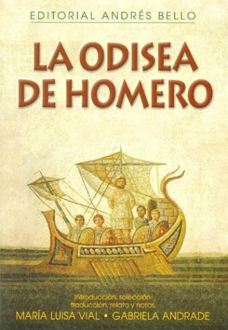 9789561317642: La Odisea de Homero