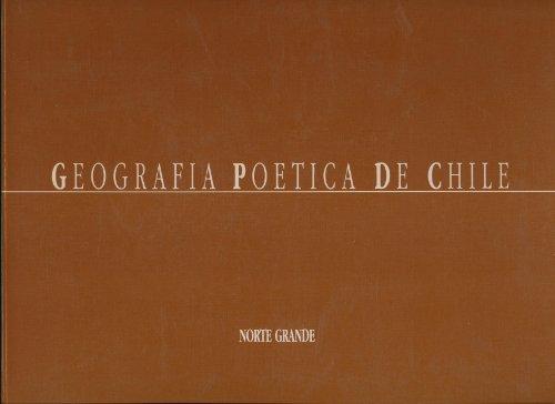 Geografia poetica de Chile: Editorial Antartica