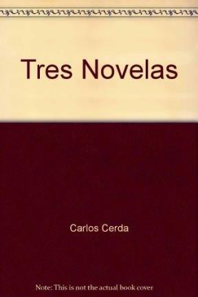 9789562392396: Tres Novelas