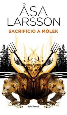 9789562476867: Sacrificio a Molek