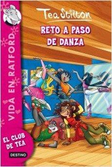 9789562479226: Tea Stilton: Reto Paso A Paso De Danza