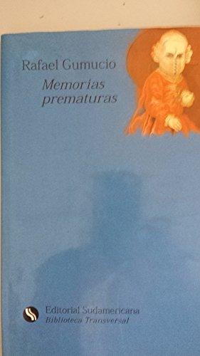 9789562620895: MEMORIAS PREMATURAS