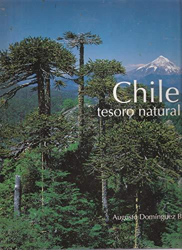 Chile, Tesoro Natural/Chile, A Natural Treasure: Barros, Augusto Dominguez {Text}