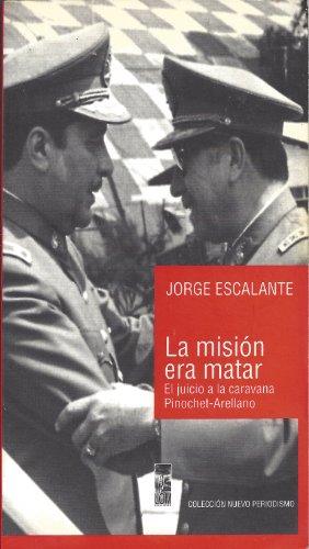 9789562823111: La Mision Era Matar