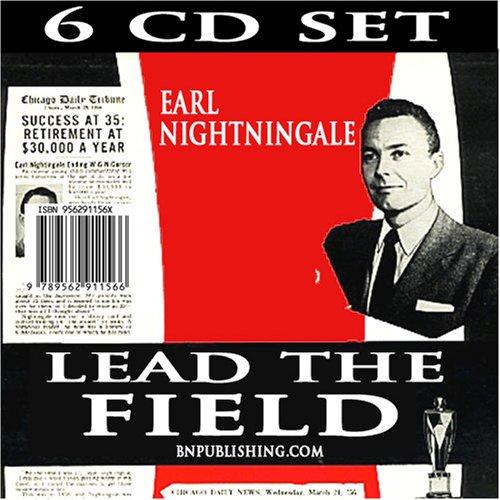 Lead the Field (Audio CD Set) (9562911993) by Earl Nightingale