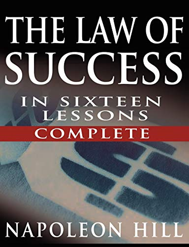 9789562912129: The Law of Success In Sixteen Lessons by Napoleon Hill (Complete, Unabridged)