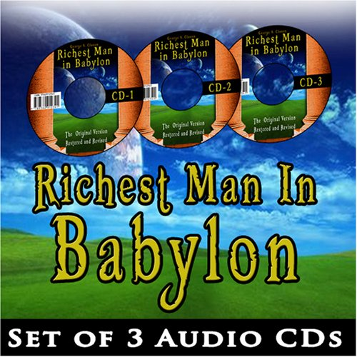9789562912341: The Richest Man in Babylon (Set of 3 Audio CDs)