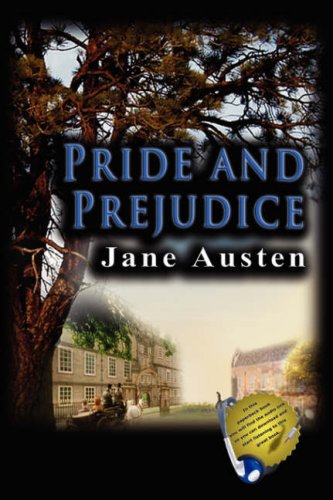 Pride and Prejudice - Book and AudioBook: Jane Austen