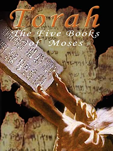 9789562913355: Torah: The Five Books of Moses - The Interlinear Bible: Hebrew / English