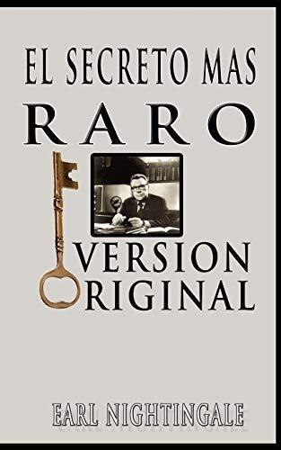 9789562913539: El Secreto Mas Raro (The Strangest Secret)