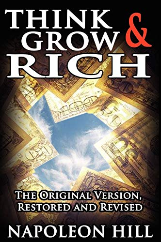Think and Grow Rich: The Original Version (9562914054) by Napoleon Hill