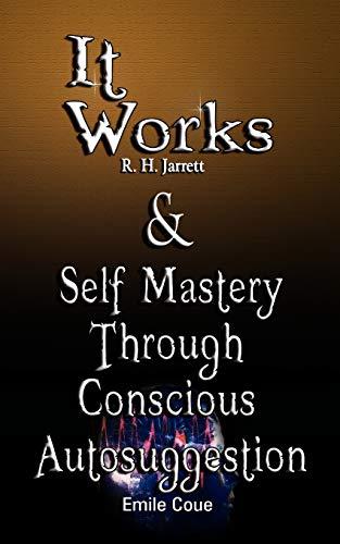 It Works by R. H. Jarrett and: R H Jarrett,