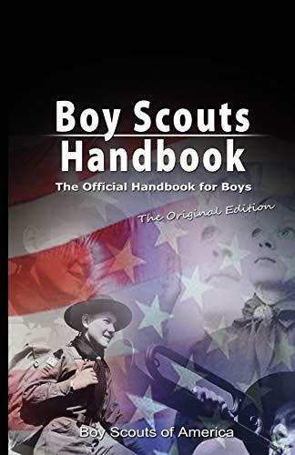 9789562914987: Boy Scouts Handbook: The Official Handbook for Boys, the Original Edition