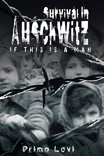 9789562915304: Survival in Auschwitz: If This Is a Man