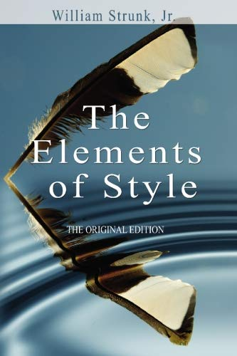 9789562916462: The Elements of Style (Original Edition)