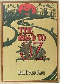 9789562919982: The Road to Oz (Books of Wonder)