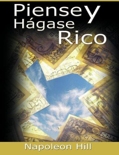 9789563100525: Piense y hágase rico (Spanish Edition)