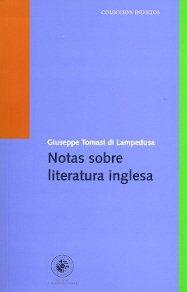 9789563141467: Notas sobre literatura inglesa