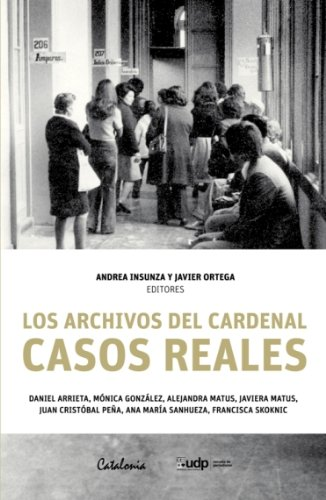9789563241044: Los Archivos Del Cardenal: Casos Reales