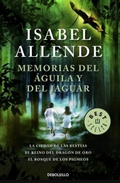 9789563250299: Memorias del Aguila y del Jaguar