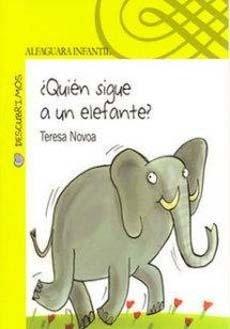 9789563472110: ? Quien Sigue A Un Elefante ?