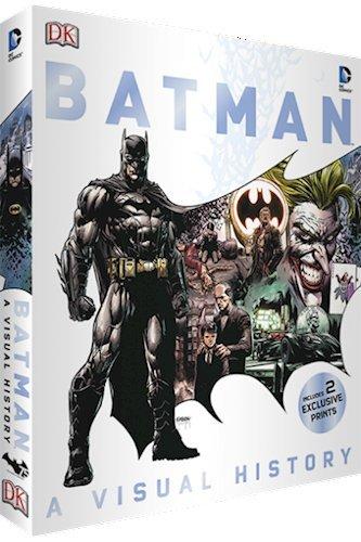 9789563500288: Batman: La Historia Visual