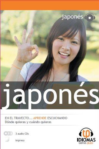 9789563514704: Curso intensivo de JAPONÉS - 3 audio CDs con impreso (IDIOMAFÁCIL - EN EL TRAYECTO... APRENDE ESCUCHANDO)