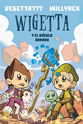 9789563600490: Wigetta y el baculo dorado