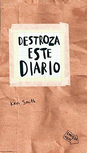 9789563600919: Destroza Este Diario (Tapa Craft)