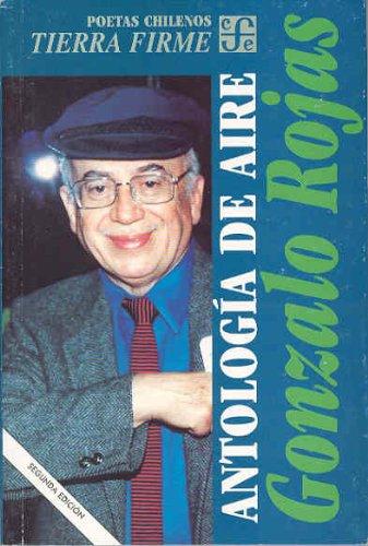 Antologia de aire (Spanish Edition): Gonzalo, Rojas