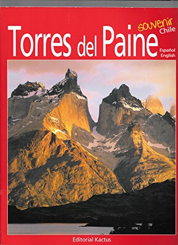 9789567136384: The Torres del Paine National Park, Chile.