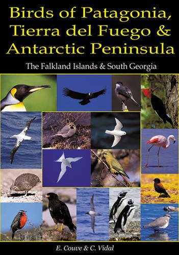 9789568007041: Birds of Patagonia, Tierra Del Fuego and Antarctic Peninsula: The Falkland Islands and South Georgia