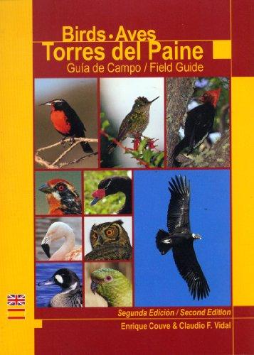 Birds / Aves Torres del Paine: Field: Enrique Couve, Claudio