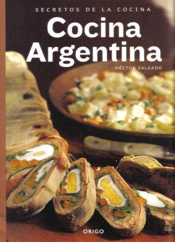 Cocina Argentina (Spanish Edition): Salgado, Hector