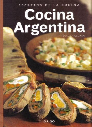 9789568077242: Cocina Argentina (Spanish Edition)