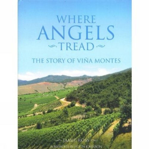 Where Angels Tread: The Story of Vina Montes: Ross, Jamie