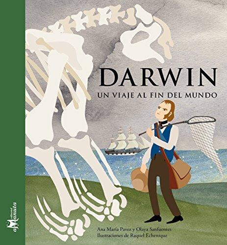 9789568209421: Darwin, Un Viaje Al Fin Del Mundo