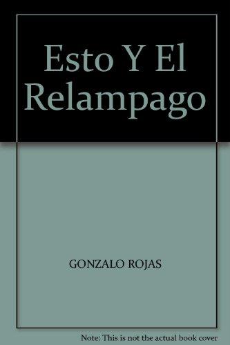 9789568922009: Esto Y El Relampago